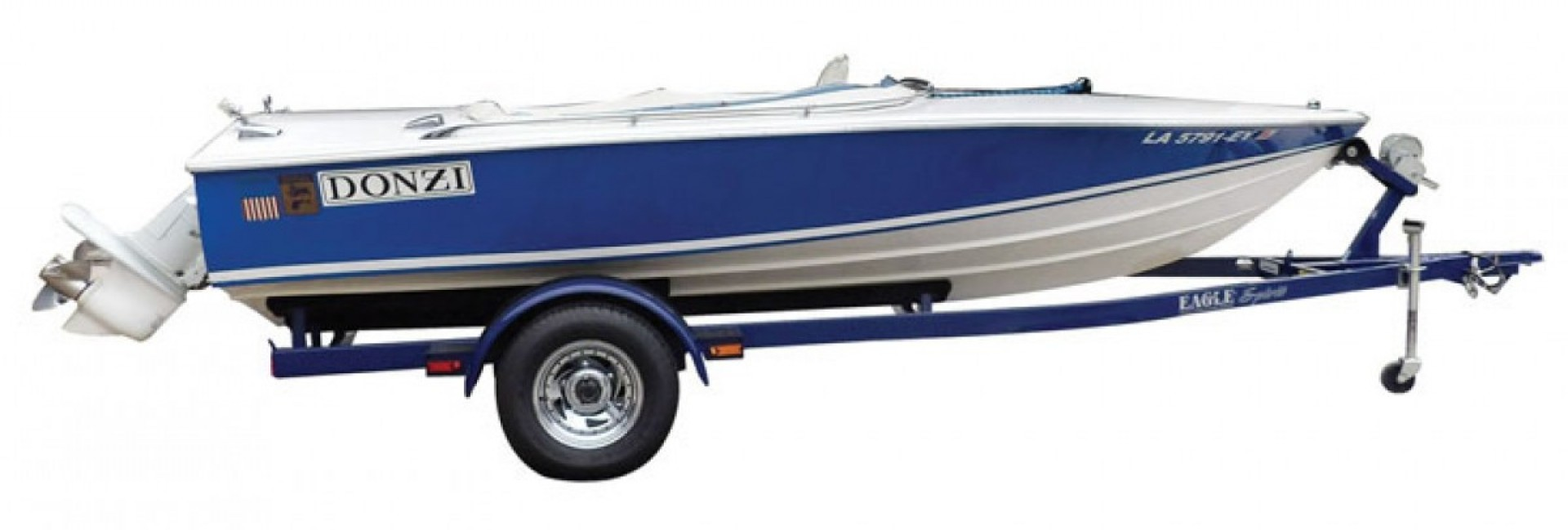 Rv75 1975 Donzi Sweet 16 Restored Classic Runabout With